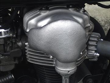 【OSCAR】Bevel 凸輪軸齒輪外蓋保護蓋 (銀色) - 「Webike-摩托百貨」