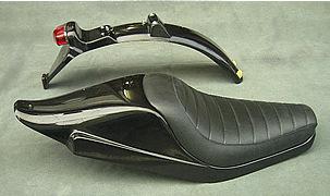 【OSCAR】單座坐墊套件 (附Tuck Roll 型) - 「Webike-摩托百貨」