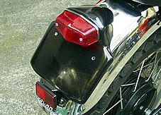 【OSCAR】Mini Lucas尾燈組 - 「Webike-摩托百貨」
