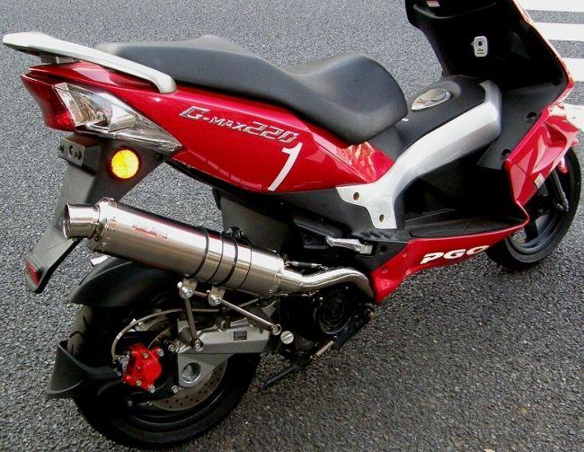 【Good-Stage】First Rosso 全段排氣管 - 「Webike-摩托百貨」