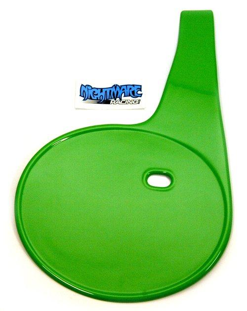 【HollyEquip】前號碼牌 - 「Webike-摩托百貨」