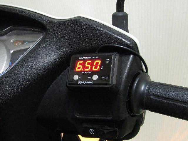 【PROTEC】DG-H02 數位油量表 LEAD 110 - 「Webike-摩托百貨」