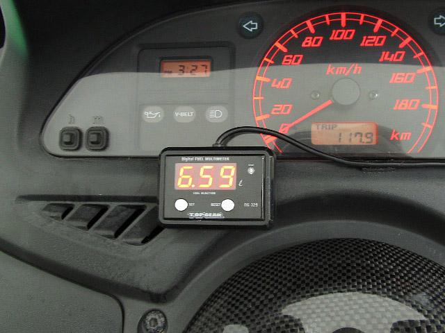 【PROTEC】DG-Y03 數位油量表 TMAX - 「Webike-摩托百貨」
