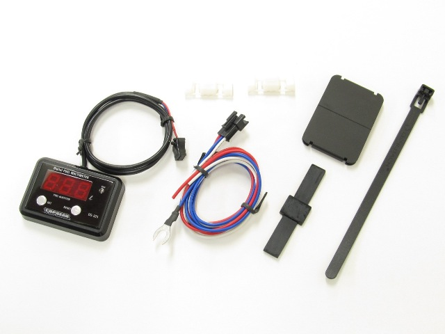 【PROTEC】DG-K01 數位式油量錶 Ninja1000 専用 - 「Webike-摩托百貨」