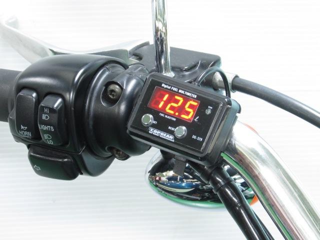 【PROTEC】DG-HD03 數位油量表 XL1200 SportSter12- 専用 - 「Webike-摩托百貨」
