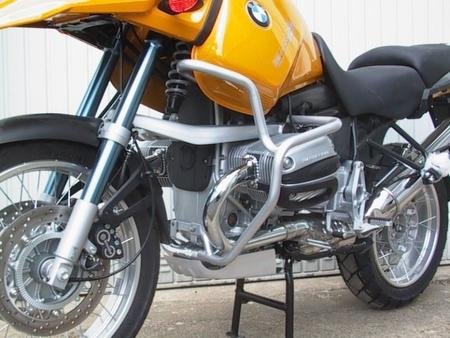 【Fehling】越野車用引擎保桿 (銀色) - 「Webike-摩托百貨」