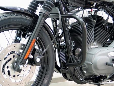 【Fehling】引擎保桿 黑色  - 「Webike-摩托百貨」