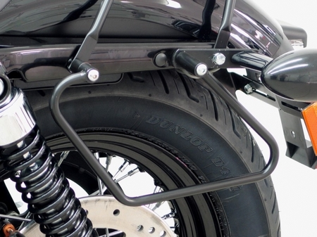 【Fehling】黑色側掛包支架 - 「Webike-摩托百貨」