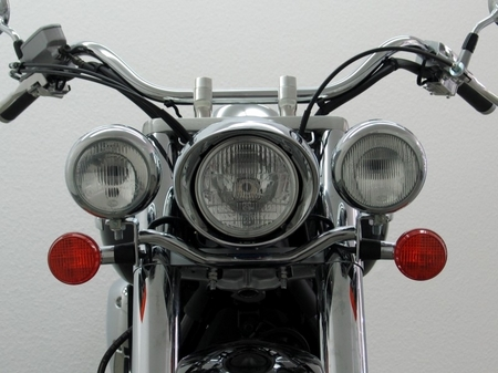 【Fehling】輔助燈支架 (頭燈改裝用) - 「Webike-摩托百貨」