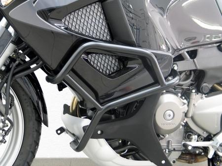 【Fehling】越野車用引擎保桿 (黑色) - 「Webike-摩托百貨」