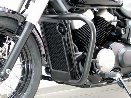 【Fehling】引擎保桿 (38mm 黑色)  - 「Webike-摩托百貨」