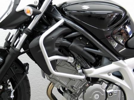 【Fehling】引擎保桿 (銀色) - 「Webike-摩托百貨」