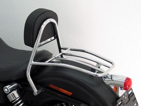 【Fehling】Driver Sissy Bar 後靠背 (附後貨架) - 「Webike-摩托百貨」