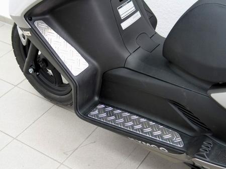 【Fehling】銀色腳踏板 (4件組)  - 「Webike-摩托百貨」