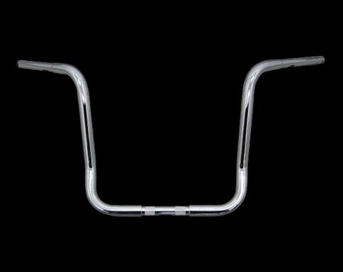 【Neofactory】Tourer 用Fat  Ape 把手 14吋 鍍鉻 - 「Webike-摩托百貨」