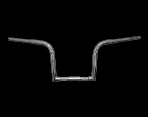 【Neofactory】FXSTS用Outlaw Narrow Fat  Ape Bar把手10吋 鍍鉻 - 「Webike-摩托百貨」