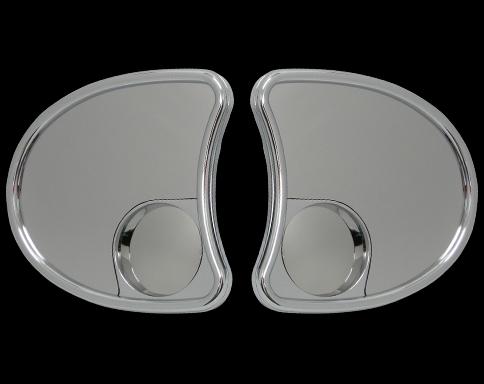 【Neofactory】整流罩安裝 分割型後視鏡 - 「Webike-摩托百貨」
