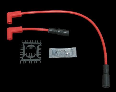 【Neofactory】火星塞接頭含矽導線 8mm 螺旋線芯 (00-12y SOFTAIL用) - 「Webike-摩托百貨」