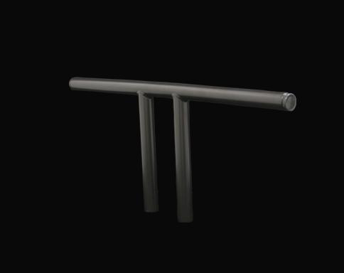【Neofactory】直升把手8吋 黑 - 「Webike-摩托百貨」