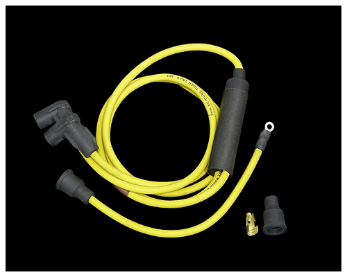 【Neofactory】Morris Magneto用 Single Fire 點火模組套件 (黃色) - 「Webike-摩托百貨」