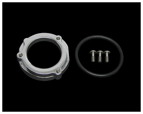 【Neofactory】空氣濾清器 轉接座套件 (鍍鉻) - 「Webike-摩托百貨」