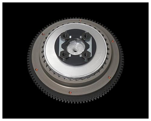 【Neofactory】Pro離合器含後皮帶盤102T(Brute IIIex 94y- Model) - 「Webike-摩托百貨」