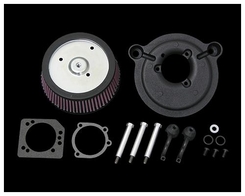 【Neofactory】BT 99y- Model用 高流量空氣濾清器套件 (黑色)  - 「Webike-摩托百貨」