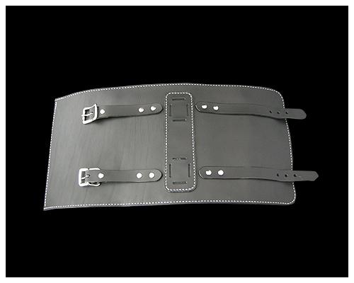 【Neofactory】皮革工具防水包 黑色 13/16吋・21mm Plug - 「Webike-摩托百貨」