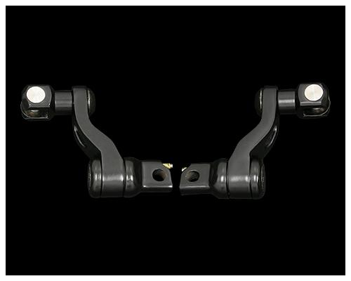 【Neofactory】原廠型 可調式腳踏桿支架組 (黑色) - 「Webike-摩托百貨」