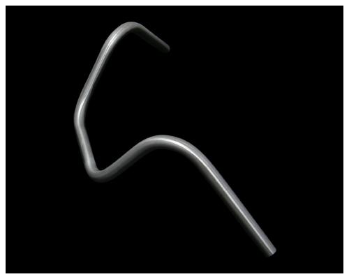 【Neofactory】Back Horn把手無凹痕 未塗装 - 「Webike-摩托百貨」