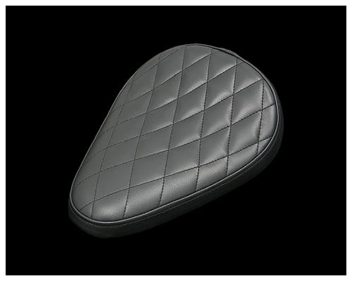 【Neofactory】鑽石型單坐墊 有側邊 - 「Webike-摩托百貨」
