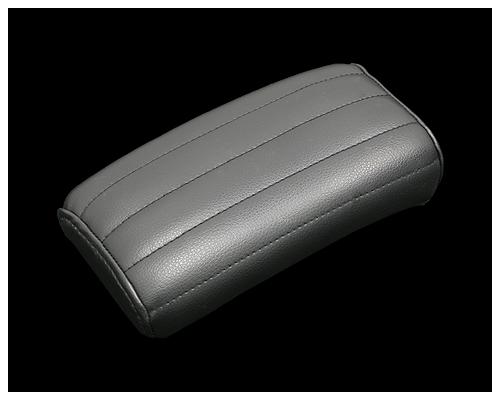 【Neofactory】42mm 縱向毛毛蟲後座坐墊 (黑) - 「Webike-摩托百貨」