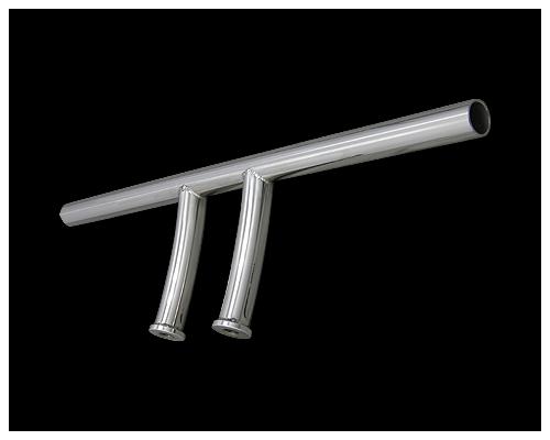 【Neofactory】山本製作所 6吋山本式操縦管II 直 無凹痕 不鏽鋼 - 「Webike-摩托百貨」