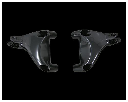 【Neofactory】後腳踏桿安裝套件 04y- XL用 (黑色) - 「Webike-摩托百貨」