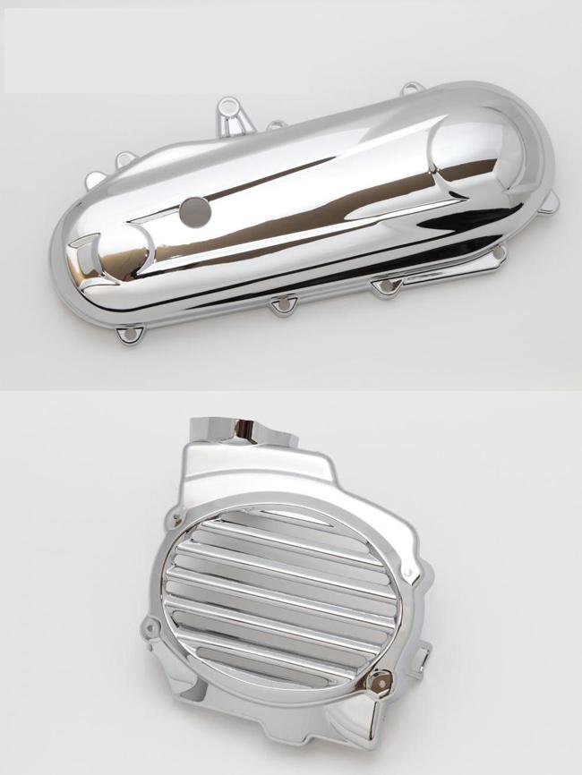 【Rin Parts】傳動外蓋/散熱器(水箱)護罩組 - 「Webike-摩托百貨」