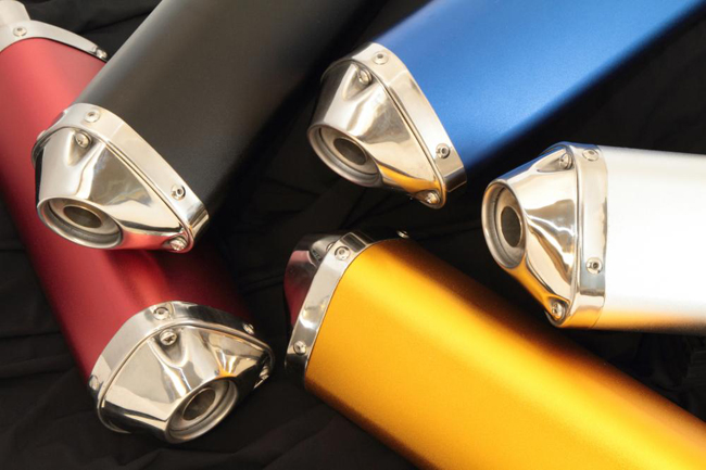 【Rin Parts】Splendid Triangle Sports 全段排氣管 - 「Webike-摩托百貨」