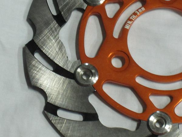 【Rin Parts】BD-3 煞車碟盤 - 「Webike-摩托百貨」