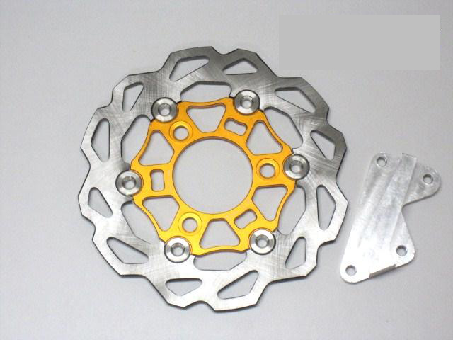 【Rin Parts】BD-3 浮動式煞車碟盤組 - 「Webike-摩托百貨」