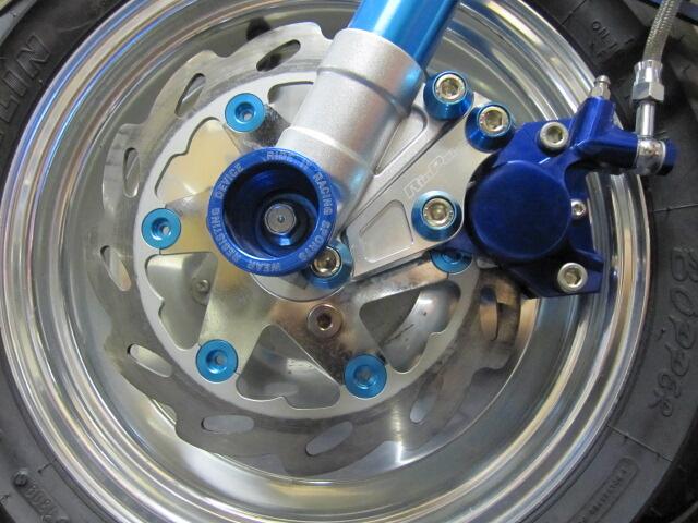 【Rin Parts】220mm 煞車卡鉗座 (YAMAHA Brembo用) - 「Webike-摩托百貨」