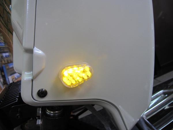 【Rin Parts】MINI LED前方向燈 - 「Webike-摩托百貨」