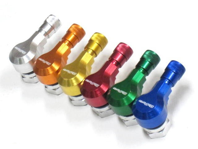 【Rin Parts】90度 鋁合金輪胎氣嘴 - 「Webike-摩托百貨」