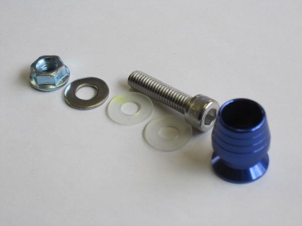 【Rin Parts】裝飾螺絲和螺帽 - 「Webike-摩托百貨」
