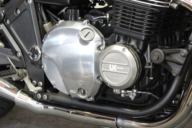 【U-KANAYA】鋁合金切削加工引擎外蓋 - 「Webike-摩托百貨」