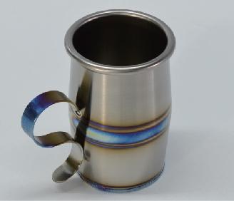 Titanium Cup Taro Positive