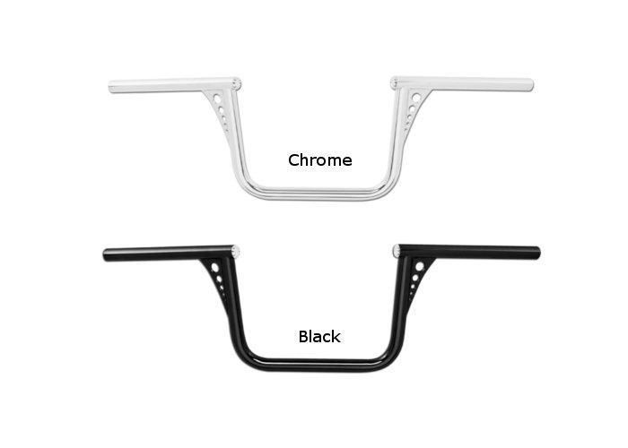 【RSD Roland Sands Design】GLIDER把手 (黑色/1吋 ) - 「Webike-摩托百貨」