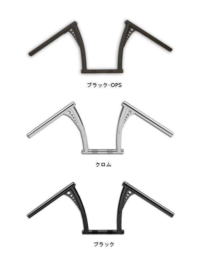 【RSD Roland Sands Design】把手 (VINTAGE/消光黑) - 「Webike-摩托百貨」