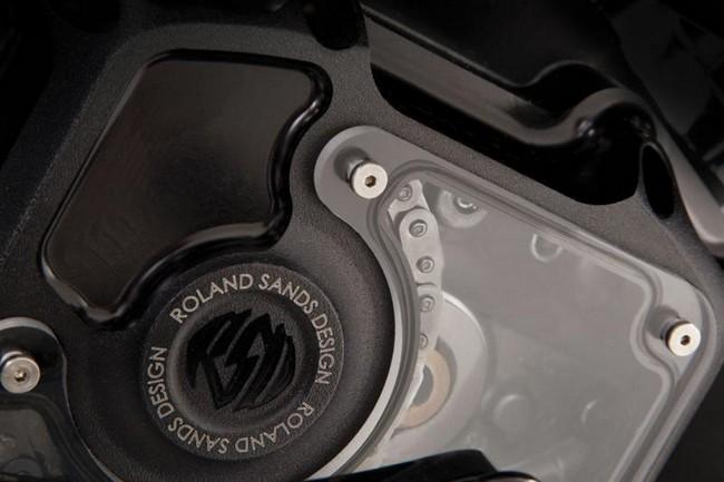 【RSD Roland Sands Design】正時鏈條外蓋 (CLARITY/電鍍) - 「Webike-摩托百貨」