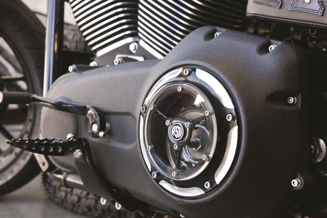 【RSD Roland Sands Design】Derby 外蓋 (CLARITY/對比色) - 「Webike-摩托百貨」