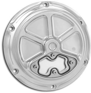 【RSD Roland Sands Design】Derby 外蓋 (CLARITY/電鍍) - 「Webike-摩托百貨」