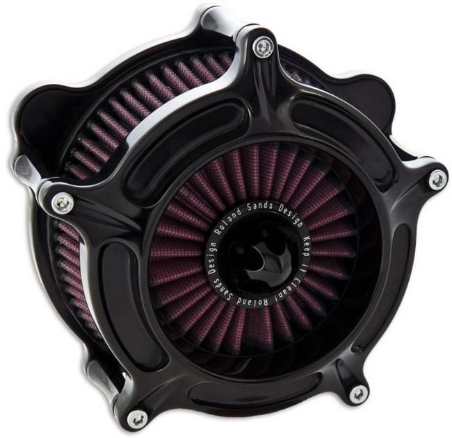 【RSD Roland Sands Design】空氣濾清器 (TURBINE/黑色) - 「Webike-摩托百貨」